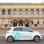 NuTonomy to Test a Robotaxi in Boston