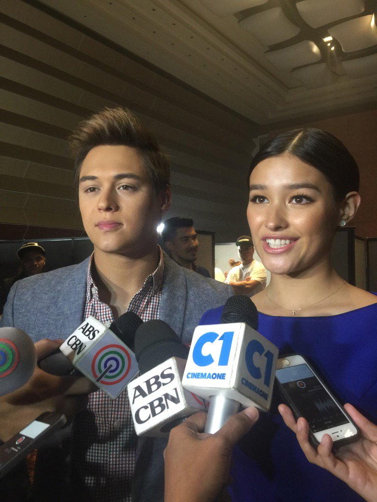 Lizquen says they will have a teleserye next year. https://t.co/nDlE1Lqi4q