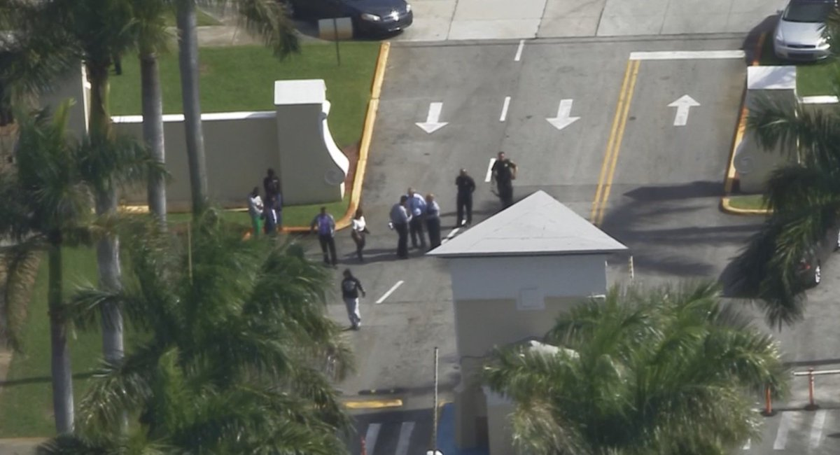 #BREAKING Man Shot In Leg In Florida Memorial University Dorm Room Https:// Part 35