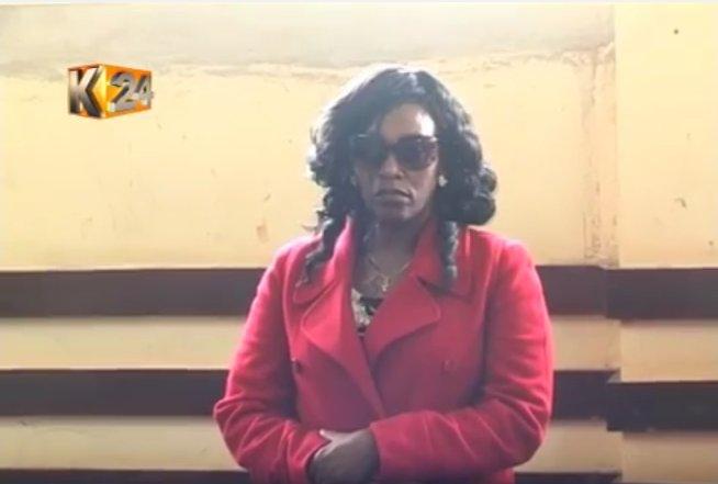 Widow of slain Kiru High School Principal re-arrested