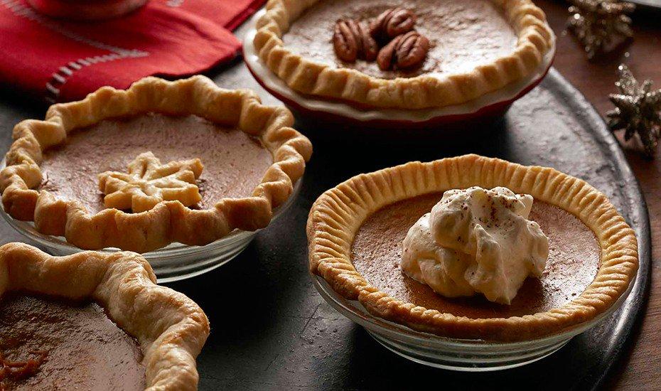 Before pumpkin lattes, pumpkin candies, and pumpkin cereal, there was pumpkin pie https://t.co/8sPWBDNqkV https://t.co/edcIinz5RM