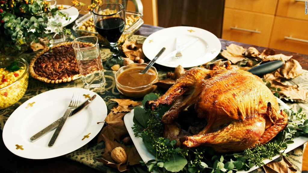 How to talk politics at your family Thanksgiving meal this year