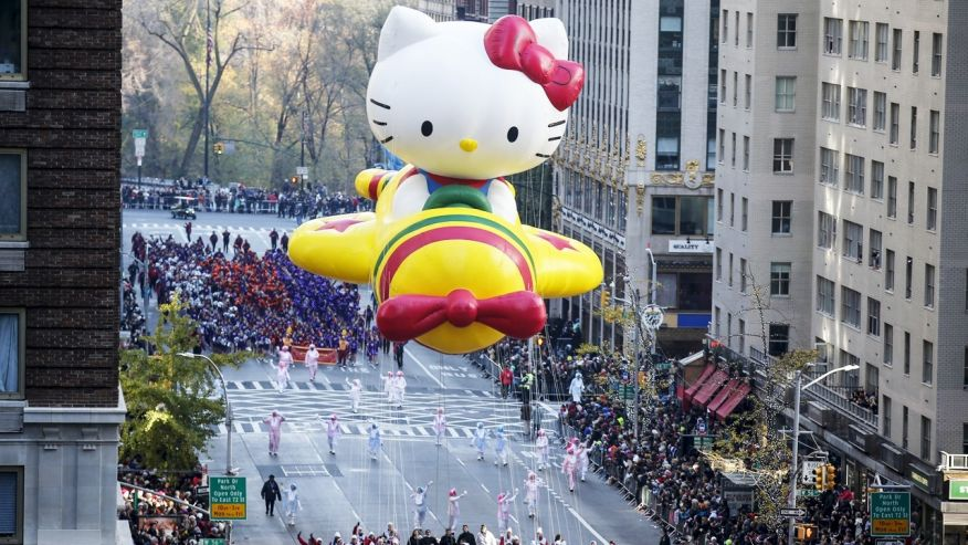Behind the balloons: 14 fun facts about Macy's Thanksgiving Day Parade  via @FoxNewsTravel