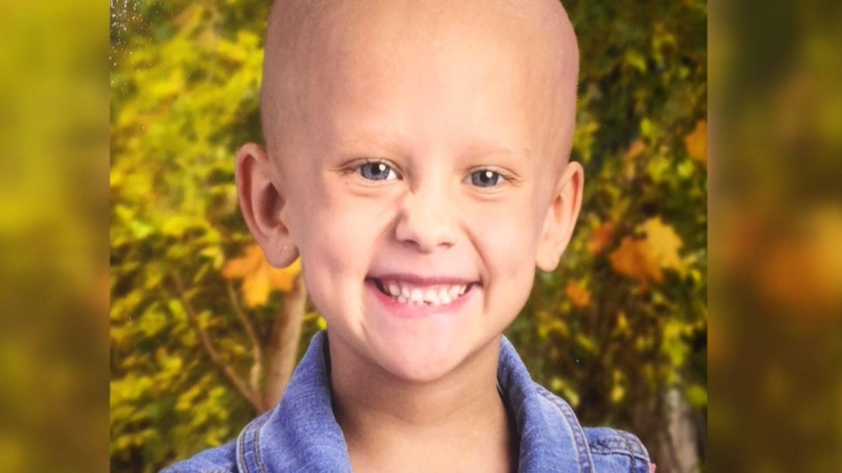 7-year-old cancer patient gets Halloween do-over