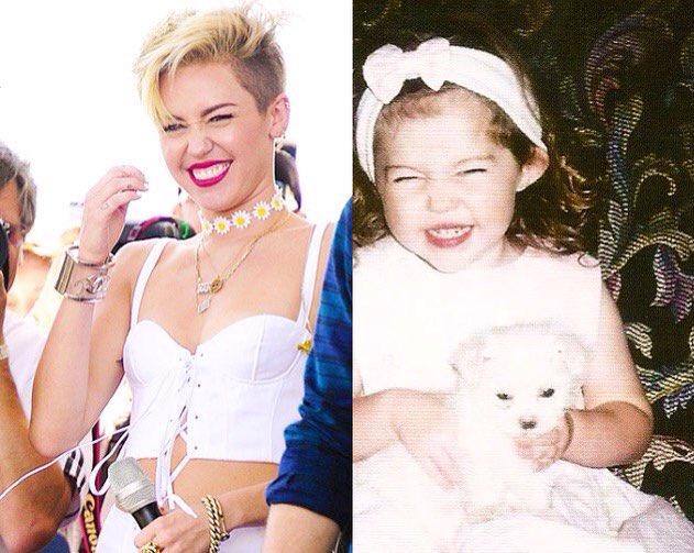 #HappyBirthdayMiley: Happy Birthday Miley