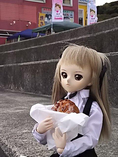 クッキーシューいただきます。 #ありす #ガルパン  #あまんちゅ