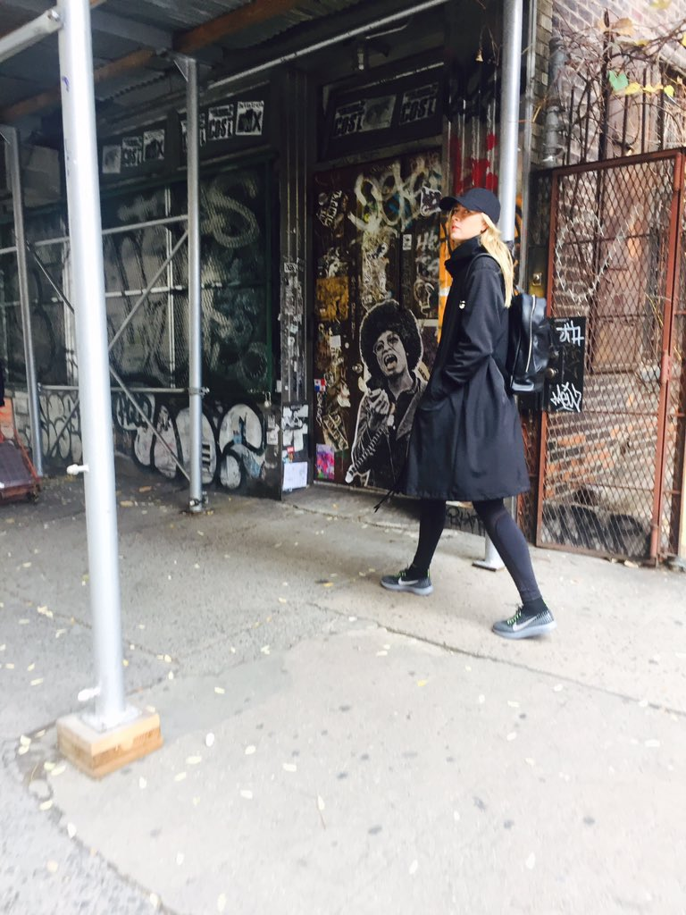 The streets of #NYC ???? https://t.co/Ch9MadKwEy