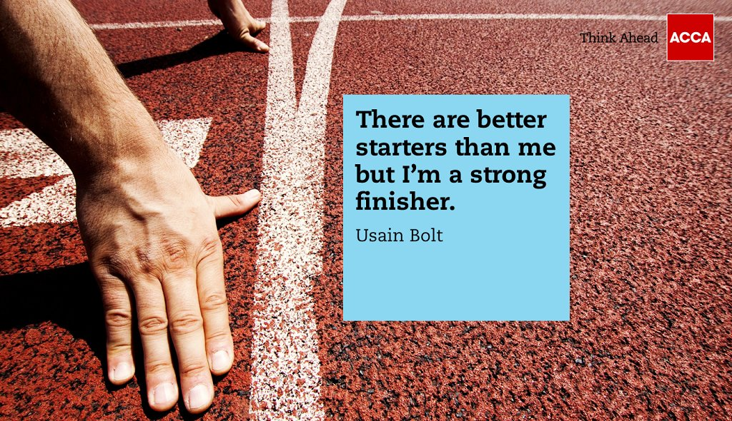 All the best to our #ACCA students heading into the exams! You have it in you to finish strong. https://t.co/639o6uXXoF