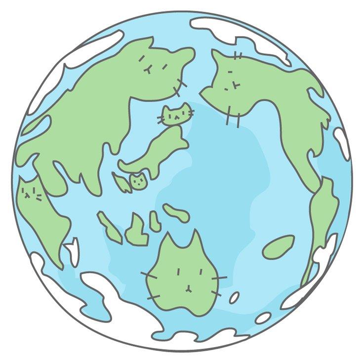 地球がいちばん衝撃的だった… #ねこねこ日本史