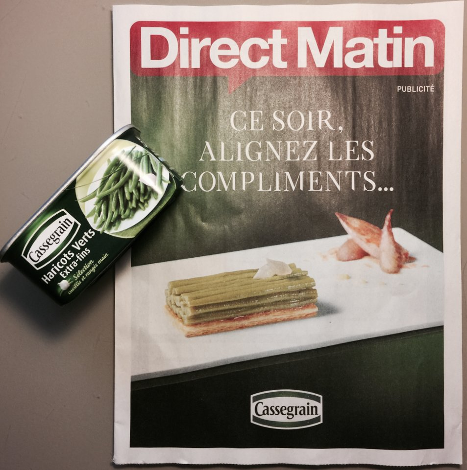 marketing ce matin l entr e d une station de m tro double distribution direct matin avec. Black Bedroom Furniture Sets. Home Design Ideas