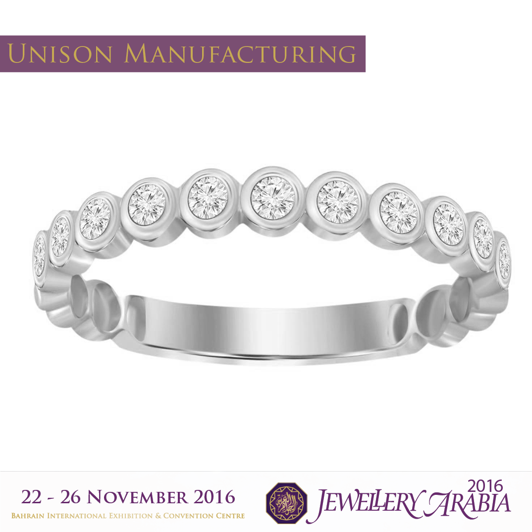test Twitter Media - Unison Manufacturing are exhibiting a wide range of diamond jewelry, platinum, 10k-18k white, yellow, and rose gold. https://t.co/j8xThdgmKL