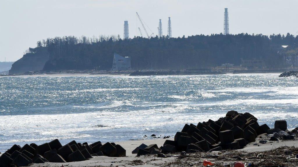 VIDEO -  Japan: Tsunami hits near Fukushima disaster site after quake strikes Japan