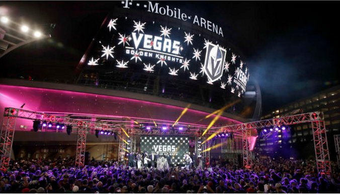 The Las Vegas NHL expansion team now has a name