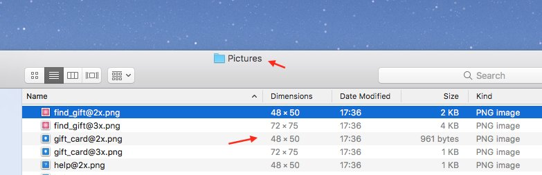 "Mac Pro Tip: Add ""Pictures"" to a folder name to enable Dimensions column option. Source: https://t.co/hfujMvmswT https://t.co/ol2zU3Ykdy"