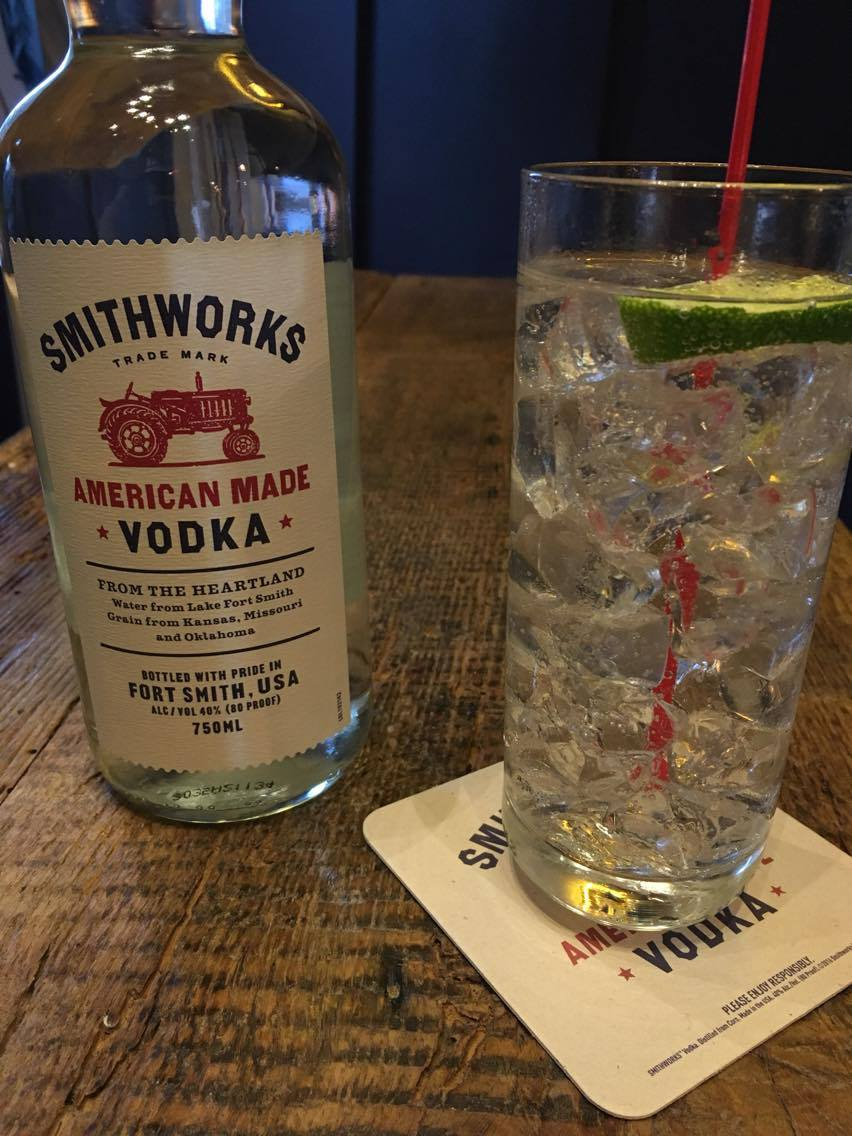 Getting ready for Thanksgiving with some good ole @SmithworksVodka!! #MySmithworksFam https://t.co/UgyNkBQrt3