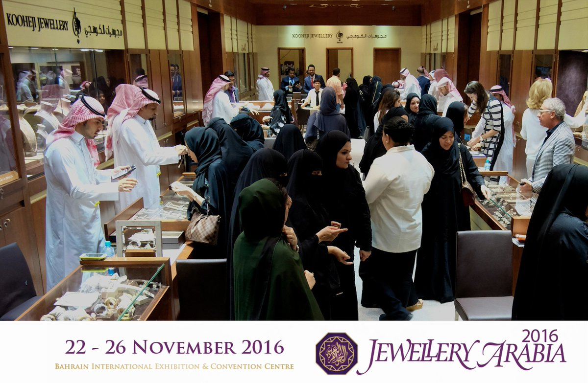 test Twitter Media - Visitors are enjoying what our exhibitors are offering them! the place was packed at Al-Kooheji Jewellery when we took this photo! https://t.co/uCflnOOgMc