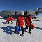 Kerry becomes first US top diplomat to visit Antarctica