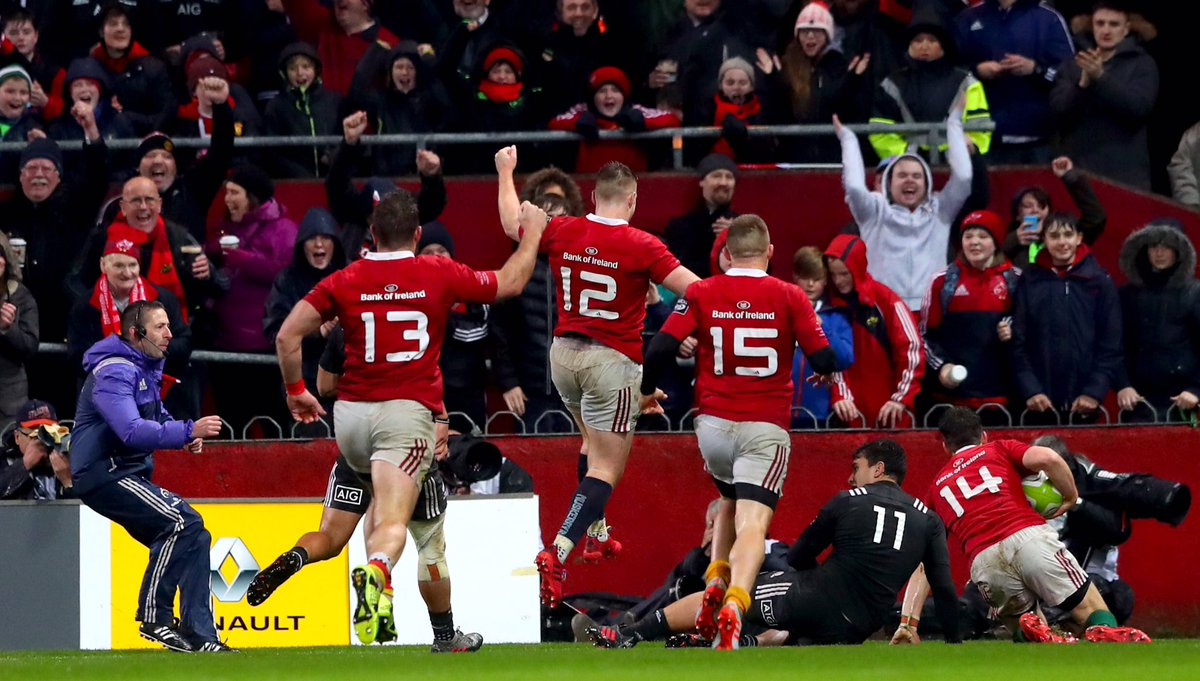 It's within touching distance 😬😬#MunsterRising #MUNvMAB https://t.co/3ybyr9expL