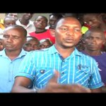 Kajiado youth demand jobs from soda ash company