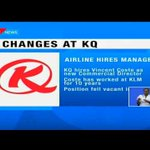 Friday Briefing: Kenya Airways appoints new Commercial Director,Vincent Coste from Qatar Airways