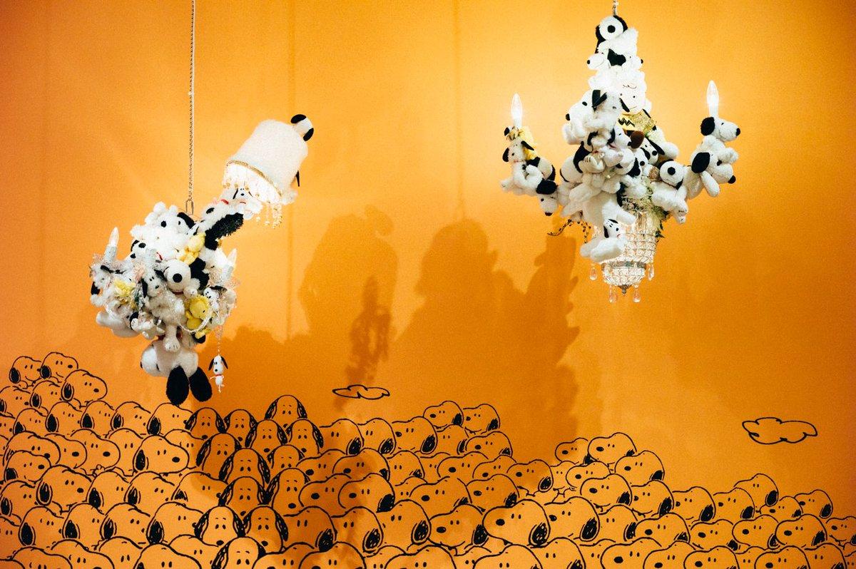 【ギャラリーから:展示の人気スポット紹介⑥シャンデリア】 活躍中のシャンデリアアーティストのキムソンヘさんが手がけた新作