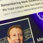 Facebook annonce par erreur à deux millions d'utilisateurs (dont Mark Zuckerberg) qu'ils sont morts
