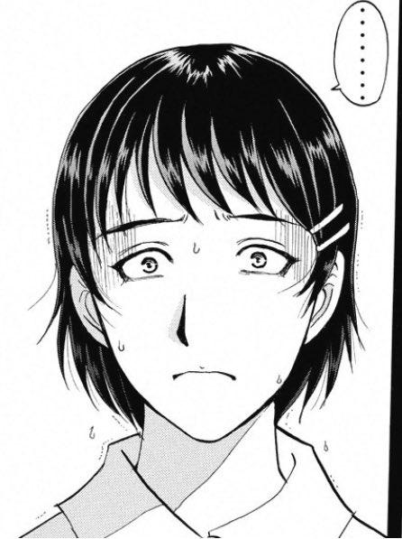 金田一少年の事件簿で綺麗なお姉さんがこういう表情とかするの大好きすぎる