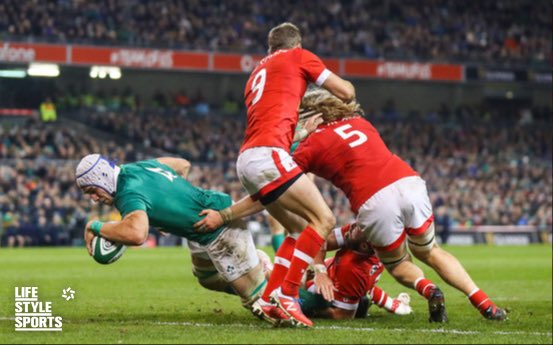The Irish young guns made their mark this evening with a comprehensive win at the Aviva Stadium! #IREvCAN https://t.co/LBTr8Nctcq