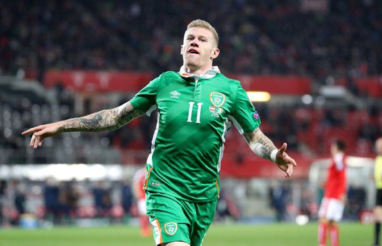What a finish from McClean! #COYBIG #FootbALLorNothing https://t.co/3iJjEQPX3e