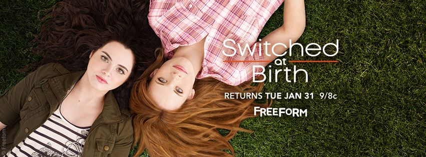 RETWEET if you will be watching new episodes of #SwitchedAtBirth starting January 31! https://t.co/lIYfljBBDM