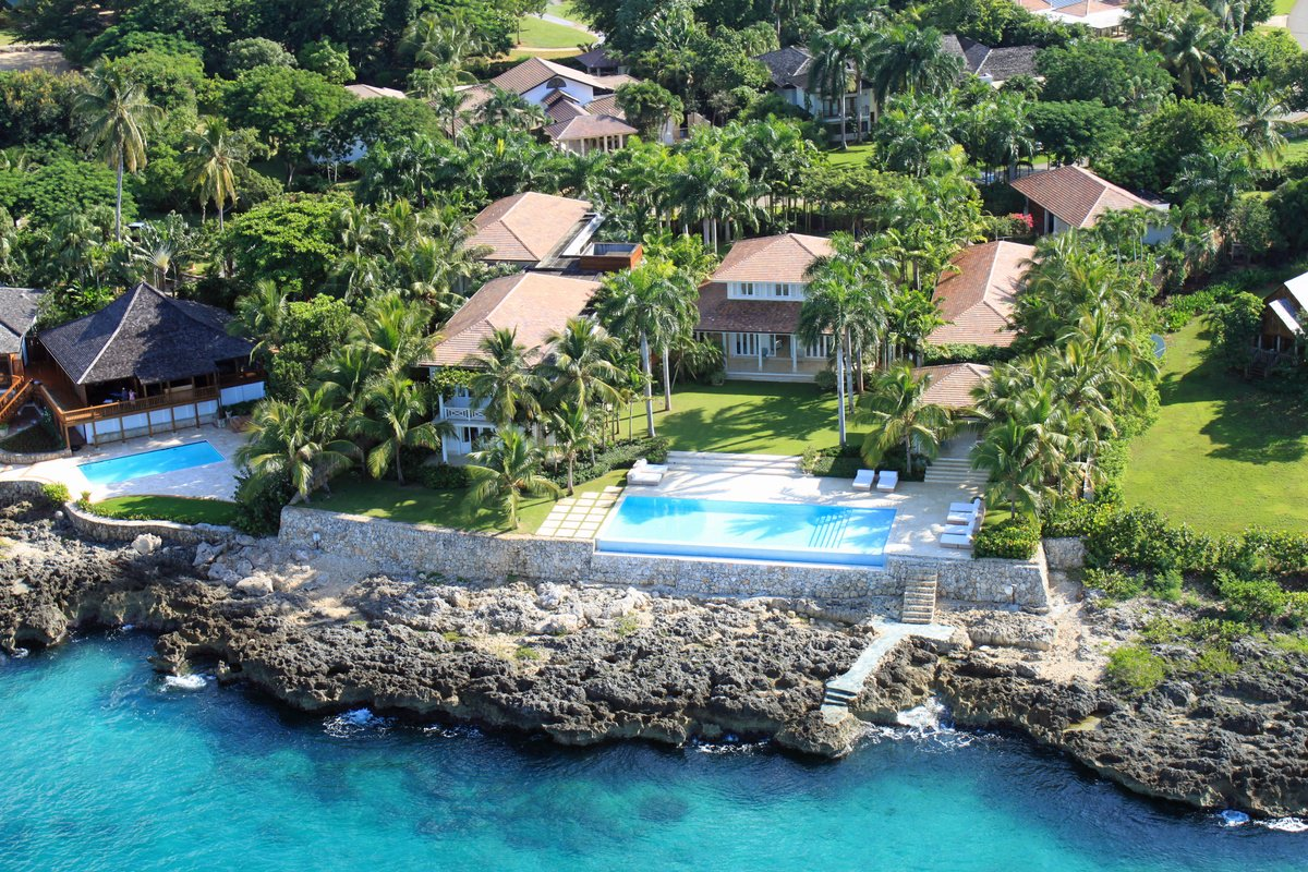 Garden Villas In The Dominican Republic Casa De Campo