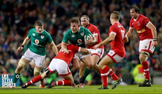 This is end to end stuff. You cannot take your eyes off this game! #IREvCAN https://t.co/1DmbSNkkrs