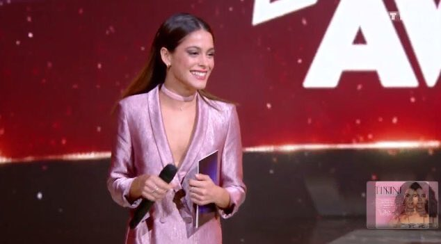 #TiniEnLosNRJMusicAwards: Tini En Los NRJ Music Awards