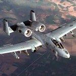 A-10 サンダーボルトⅡアメリカのフェアチャイルド社が開発した米空軍初の近接航空支援専用攻撃機。特徴としては30mmガ