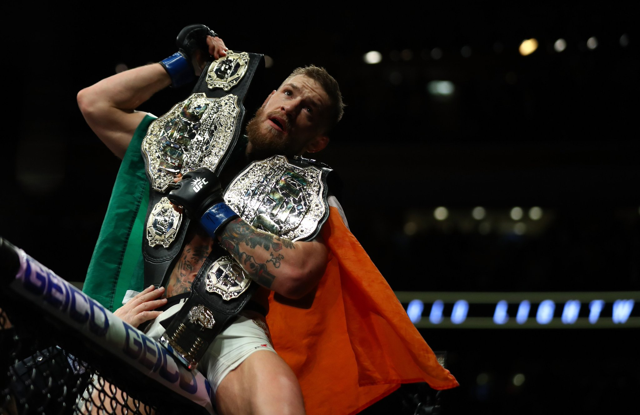 History. #UFC205 https://t.co/Yt9MO9yUM0