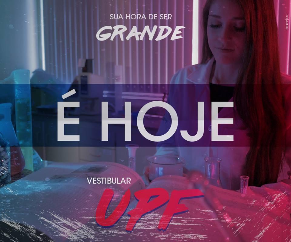 #VestibularUPF: Vestibular UPF