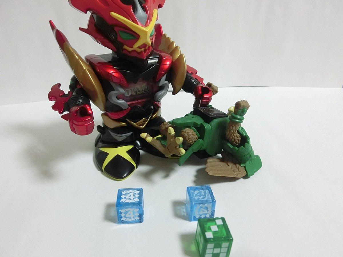 R6!三度勃発するキャプテン対ドキンダム!3-1(墓地)ドキンダムはファンブル!しかしMLフェイズで逆転し、キャプテン敗