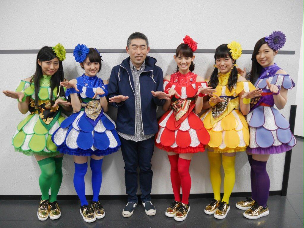 行って来ました colors at 横浜アリーナ!「ねこねこ日本史」の新旧オープニング「夢でもいいの」「Cherie」を