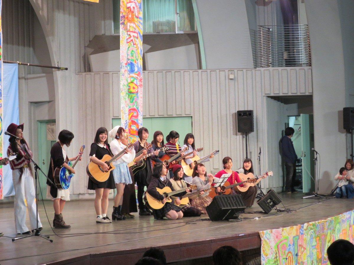 2016/11/13 上野公園水上音楽堂フォークガーラスクエアスピンオフ企画~アコ女だけの日~RIKUさん聴きに。正直に