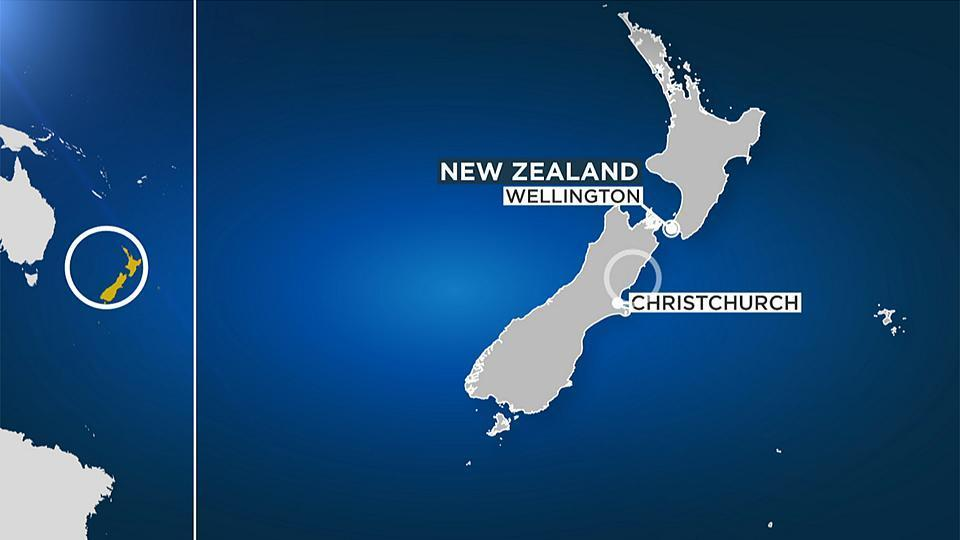 Powerful earthquake hits New Zealand