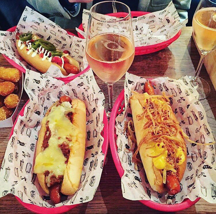 Bubbledogs London's Best Hot Dogs