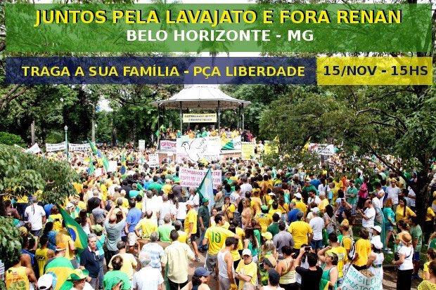#NasRuas15Nov: Nas Ruas 15 Nov