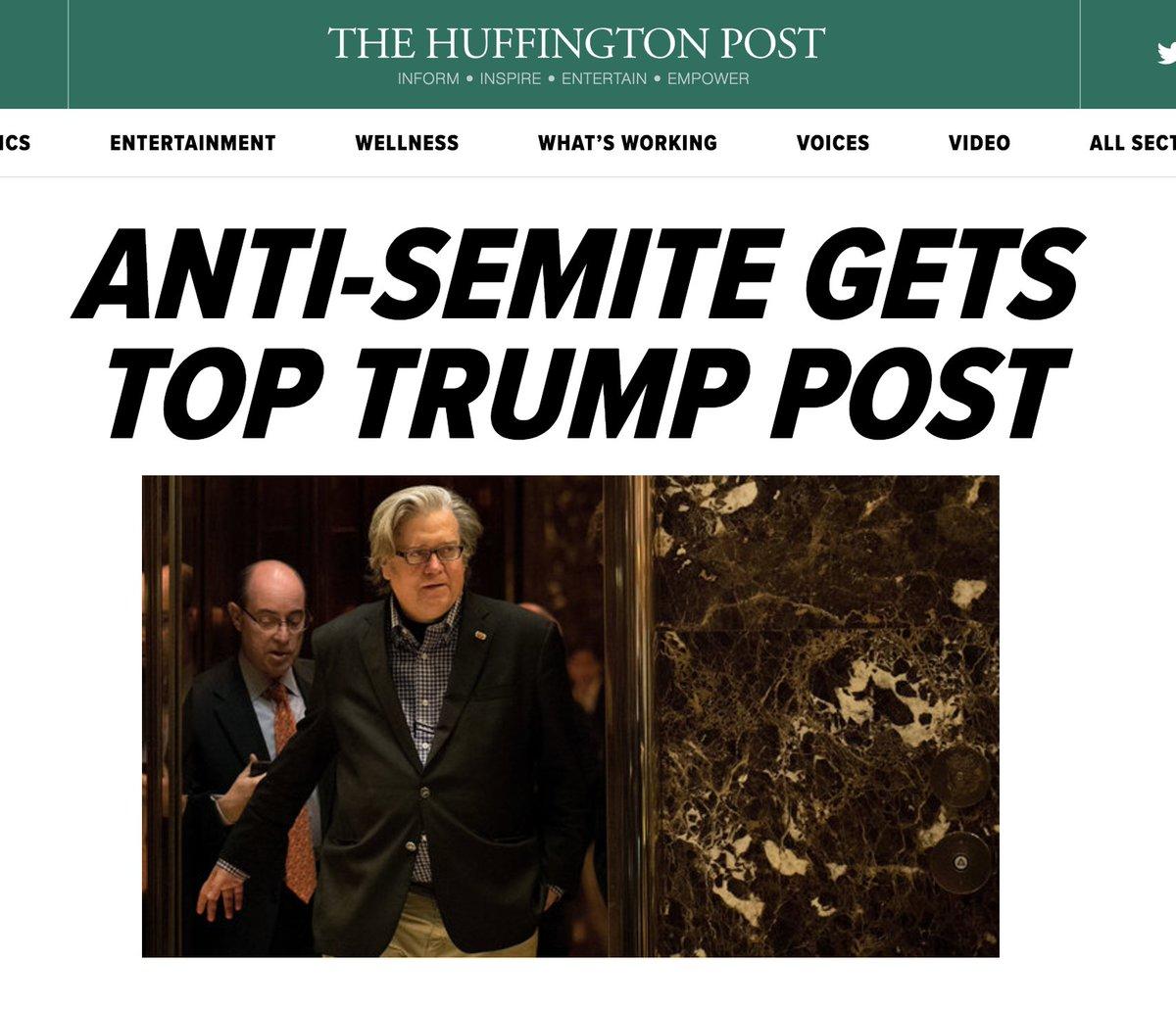 Current @HuffingtonPost headline: