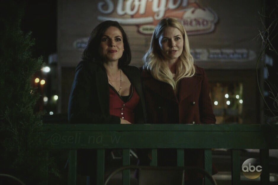 TIME FOR SWANQUEEN