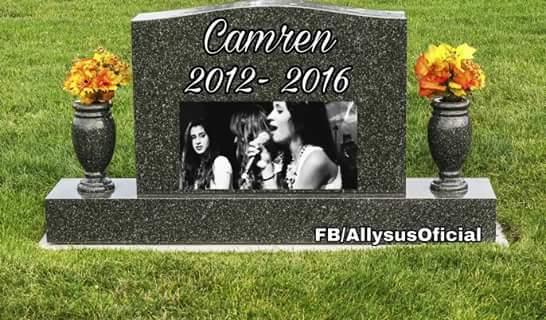 RIP CAMREN
