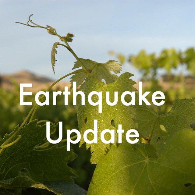 Earthquake update: Wineries in clean-up mode https://t.co/y1ybr2CPWa #nzwine #eqnz https://t.co/zpxUjISpK0