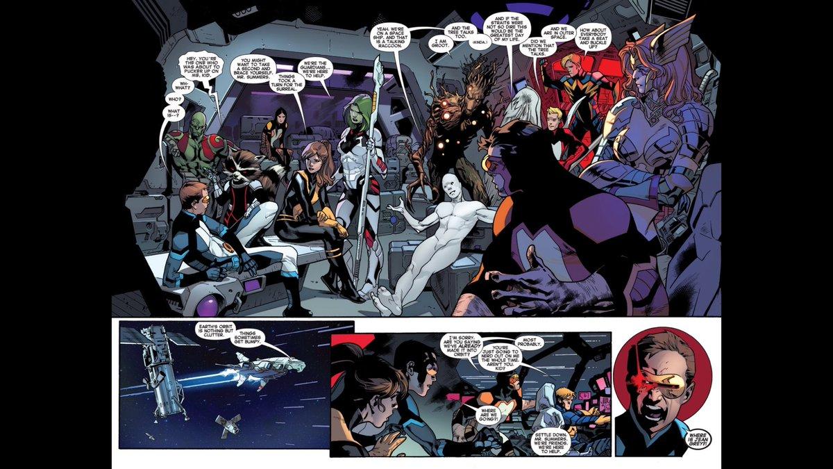 解説すると「アルティメット・スパイダーマン」「ニュー・アベンジャーズ」などで知られるマーベルの売れっ子脚本家、ブライアン