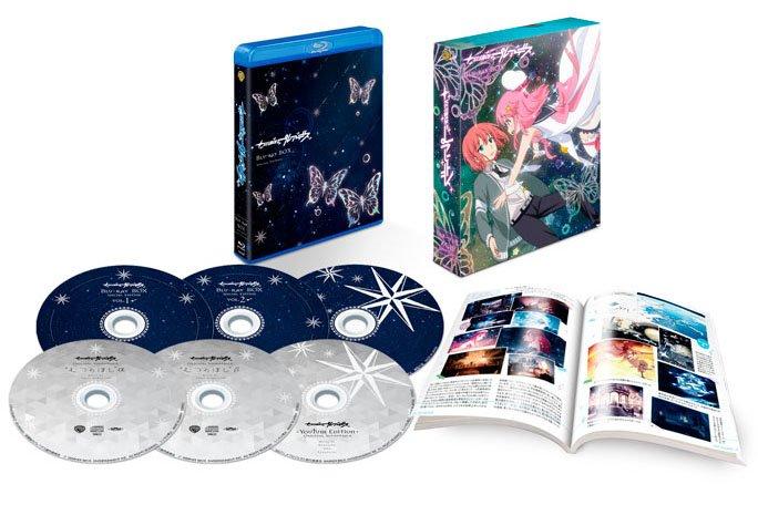 【サイト更新】Blu-ray BOX〈特装版〉のパッケージ画像をサイトに掲載いたしました。特典小説の書き下ろし表紙のサン