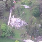 First aerial footage of New Zealand earthquake aftermath as daybreak reveals nightmare landscape of collapsed homes and landslides