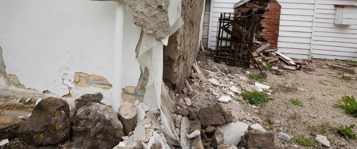 Powerful earthquake devastates remote area of New Zealand: